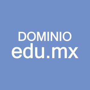dominio edu.mx